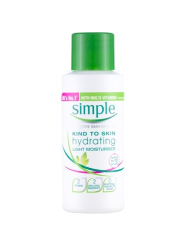 Kem Dưỡng Da SIMPLE KIND TO LIGHT MOISTURISER