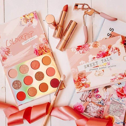 Bảng Phấn Mắt Colourpop Sweet Talk Eyeshadow Palette