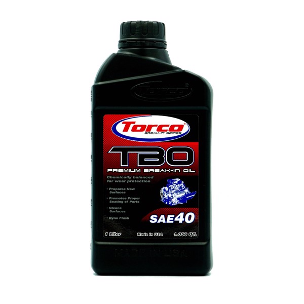 Dầu Rô đai Torco Break-in Oil SAE40