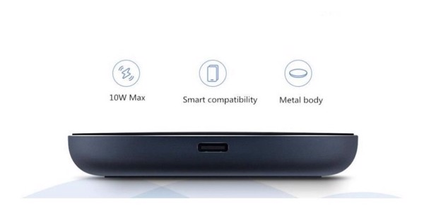 Xiaomi Mi 10W Fast Wireless Charging Pad GDS4098GL