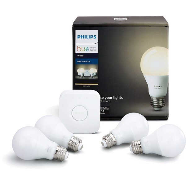 Philips Hue White Ambiance 8.5W Starter Kit