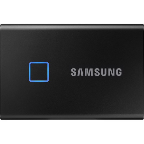 Samsung 500GB T7 Touch Portable SSD