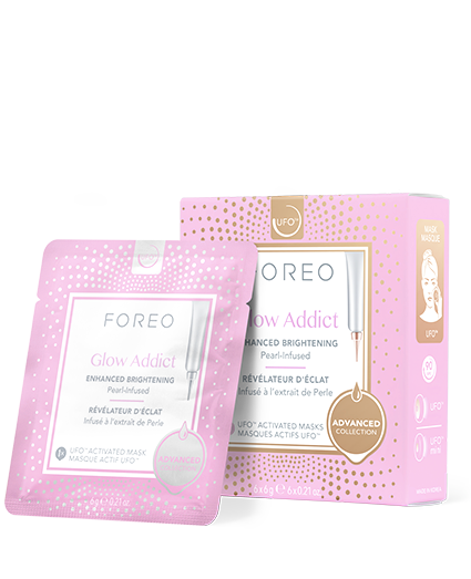 Foreo Glow Addict Enhanced Brightening Face Mask