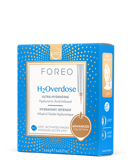 Foreo H2Overdose Ultra Hydrating Face Mask for Dry Skin