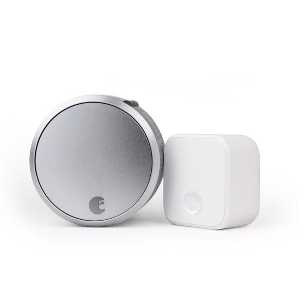 August Home Smart Lock Pro + Connect - HomeKit enabled