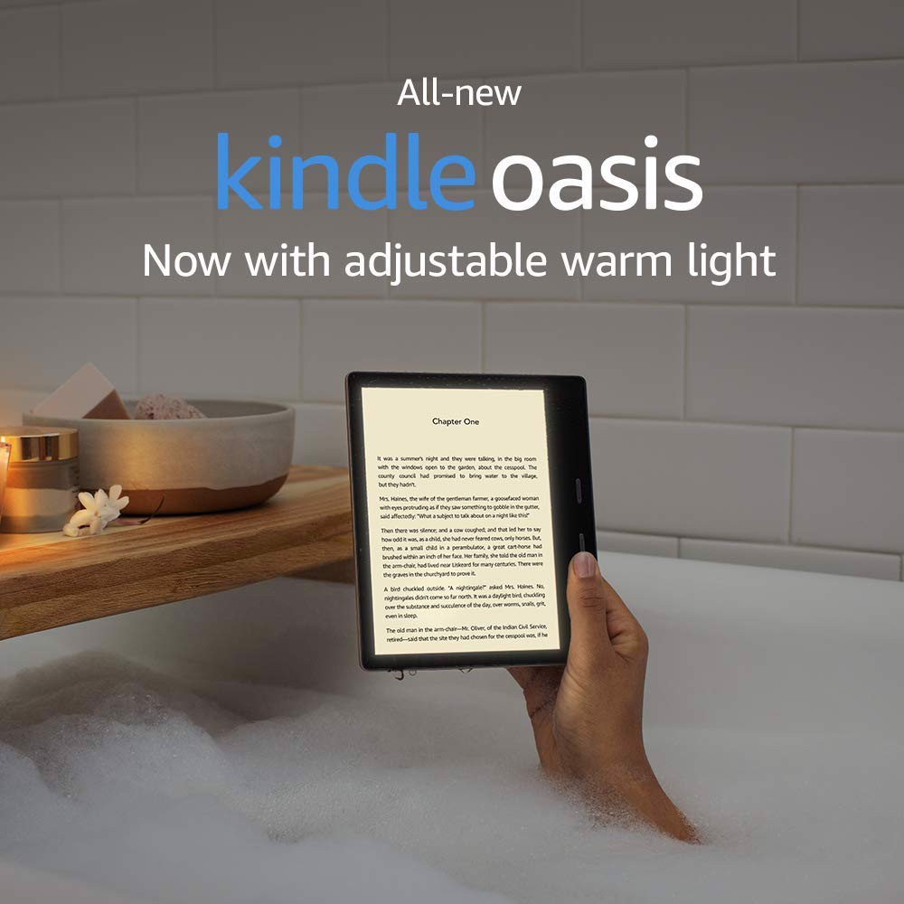 Amazon Kindle Oasis 8GB WiFi