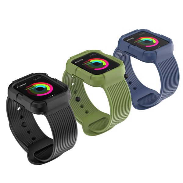 Dây Jinya Sporty Apple Watch 44mm