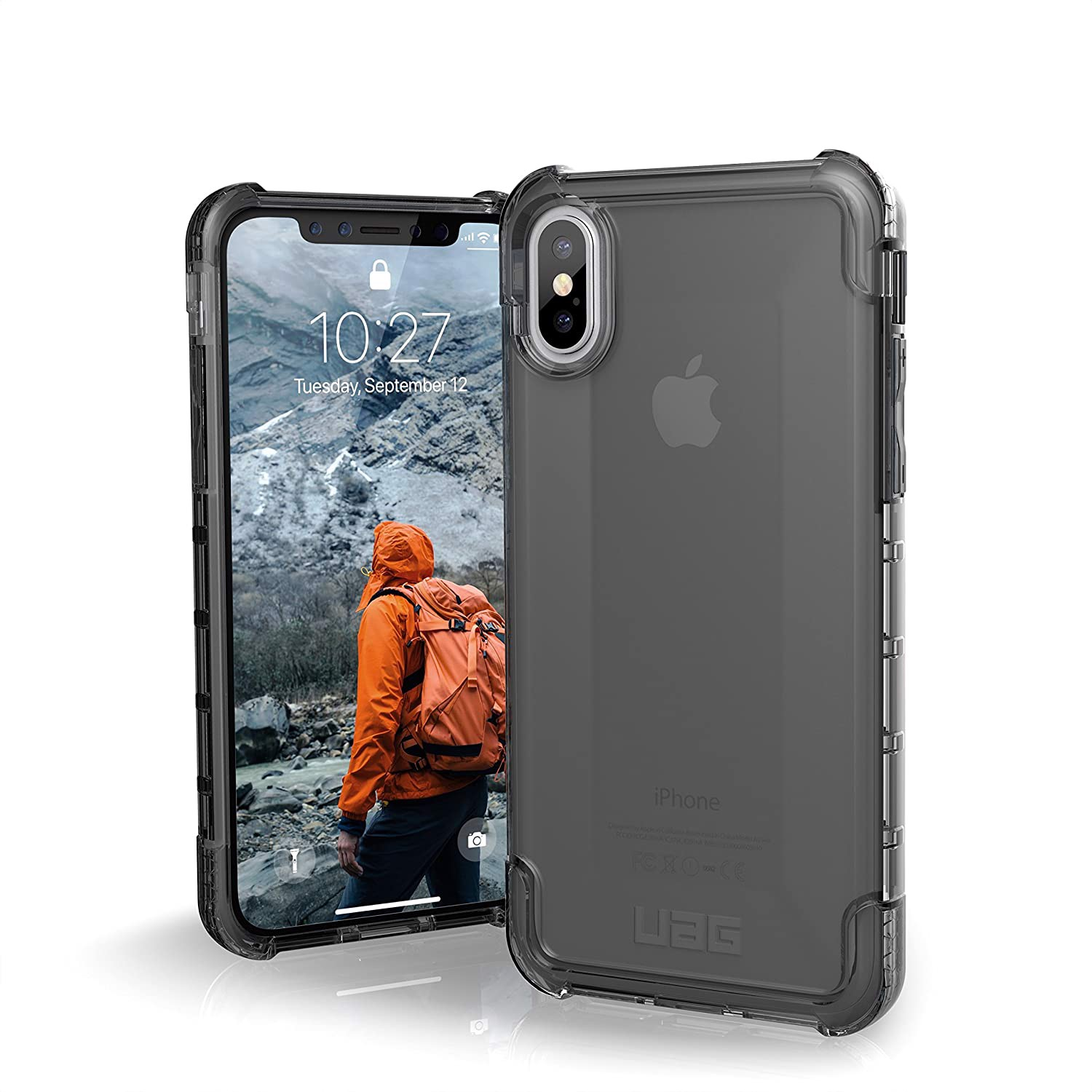 UAG Plyo Case iPhone Xs/X