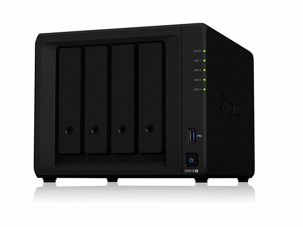 Synology 5 bay NAS DiskStation DS1019+