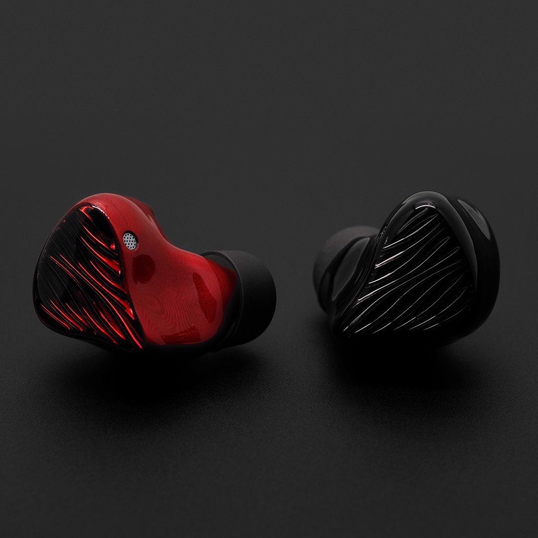 ADV. M5-TWS World's First 3D-printed High Fidelity True Wireless Earbuds