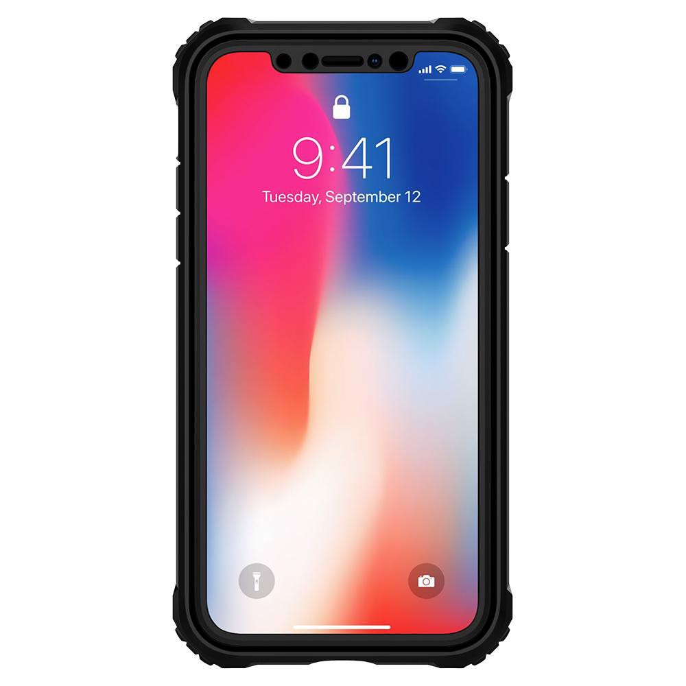 Spigen Pro Guard Case iPhone X