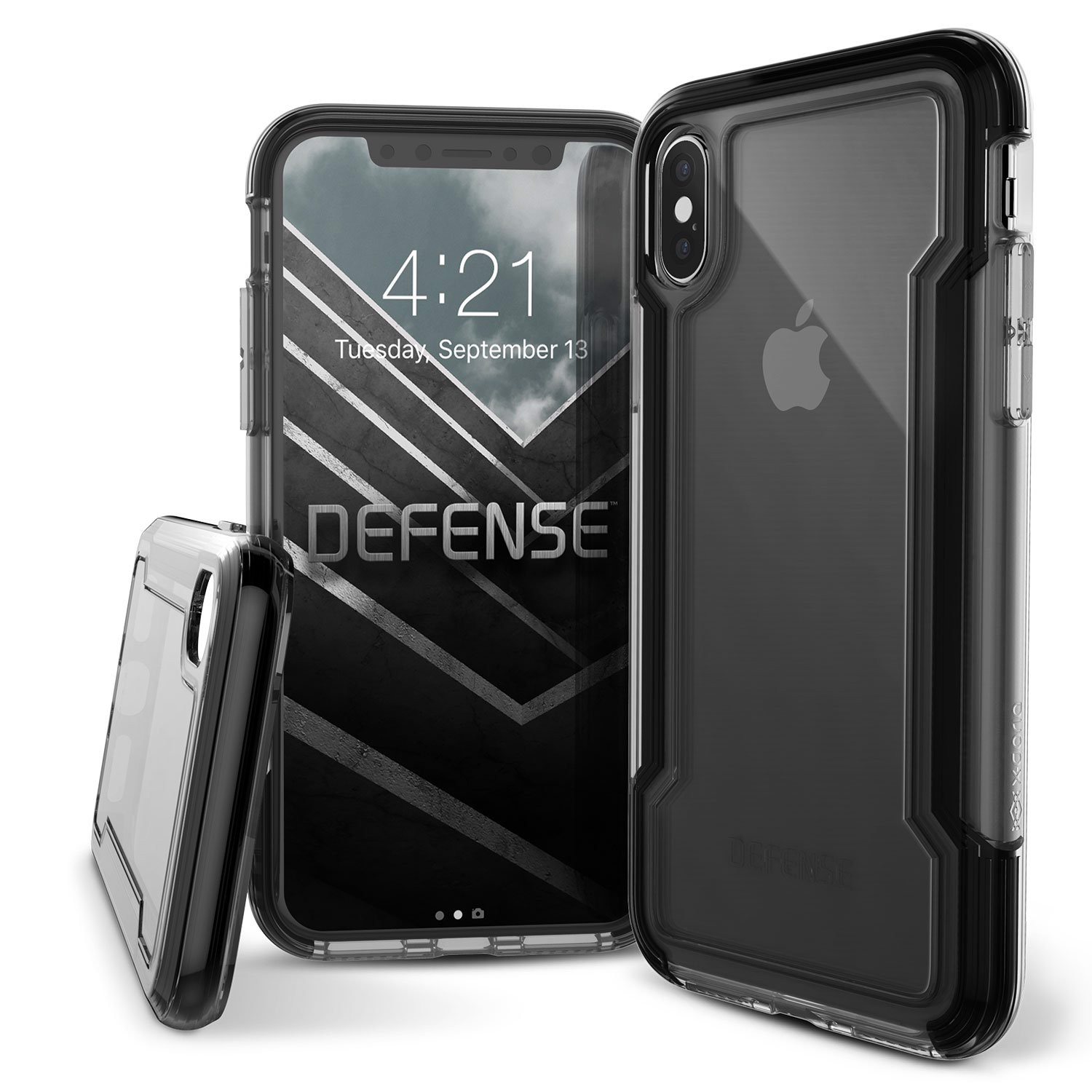 X-doria DEFENSE CLEAR iPhone X/XS