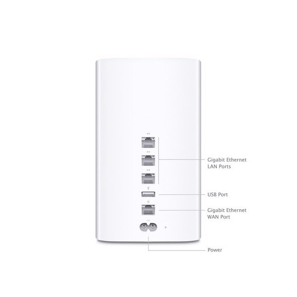 Apple Airport Time Capsule 3TB ME182