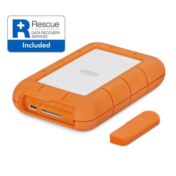 LaCie 4TB Rugged RAID Pro Mobile USB Type-C RAID Drive