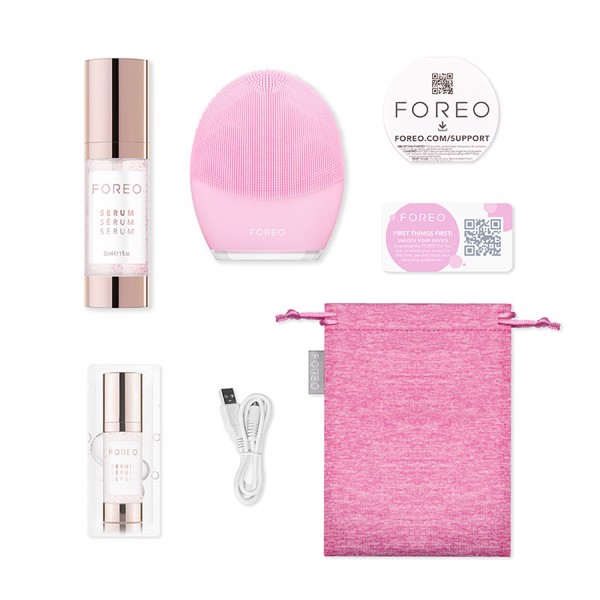 Foreo Picture Perfect LUNA 3 Gift Set