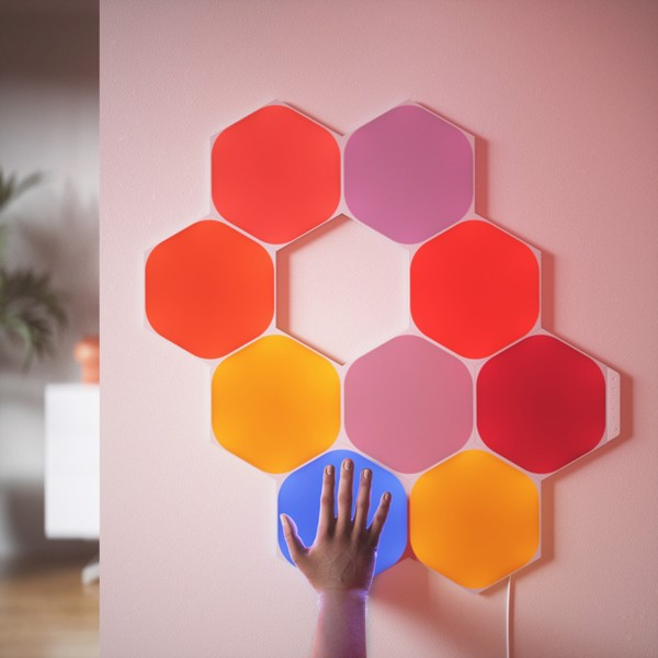 Nanoleaf Shapes , 20 Light Panels - Hexagons