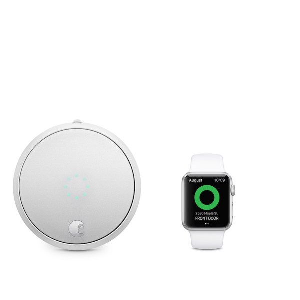 August Smart Lock - HomeKit Enabled