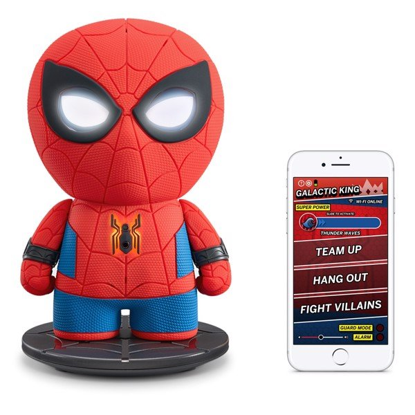 Sphero Spider-Man Interactive App-Enabled Super Hero