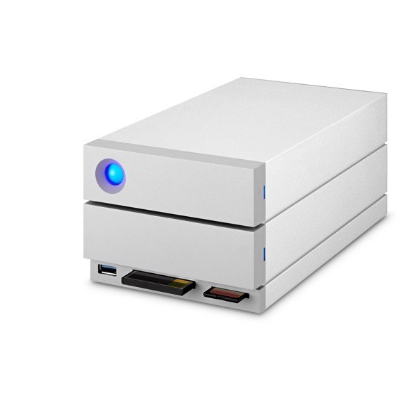 LaCie 8TB 2big Dock Thunderbolt 3 RAID Storage