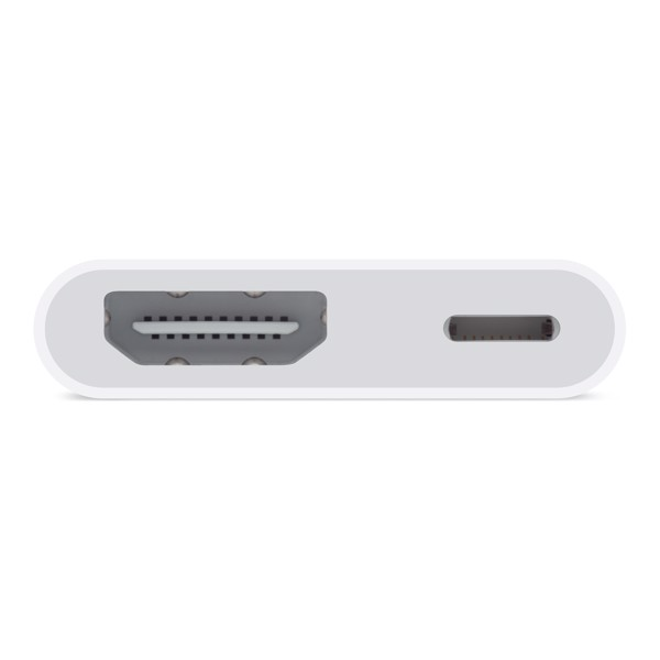Apple Lightning Digital AV Adapter MD826AM/A