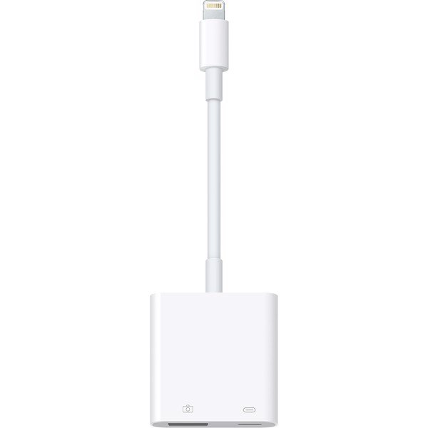 Apple Lightning to USB 3 Camera Adapter MK0W2AM/A