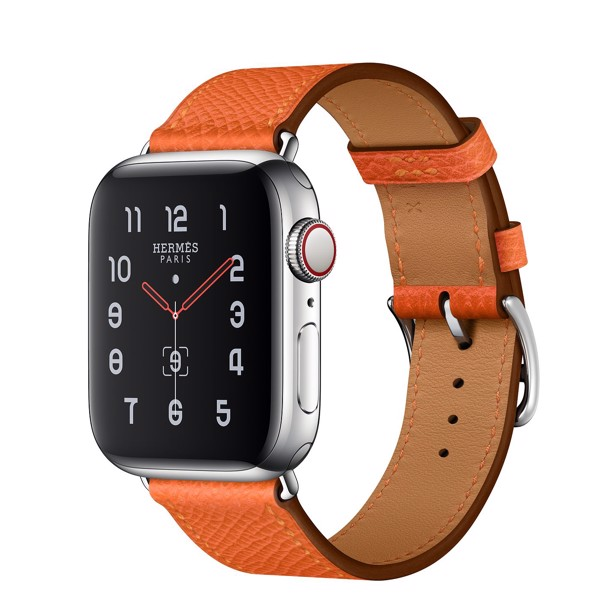 Apple Watch Hermès 40mm Stainless Steel Case with Single Tour