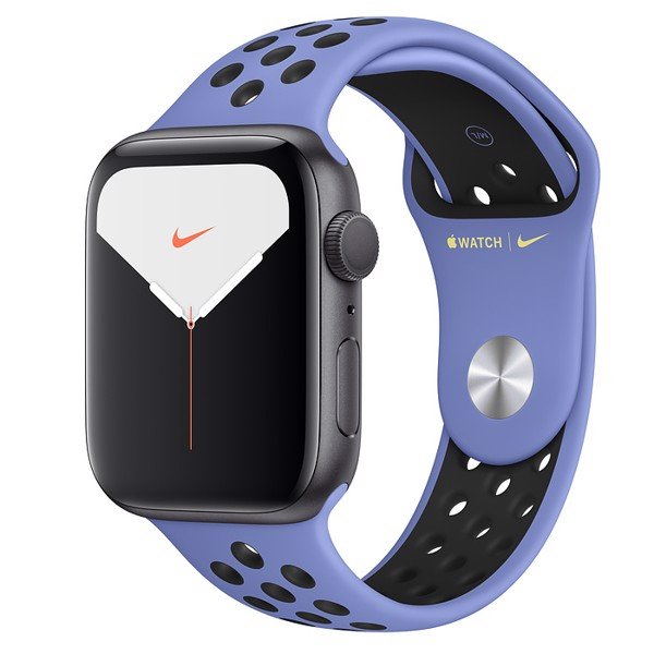 Apple Watch Nike Series 5 GPS 44mm Space Grey Aluminium Case with Nike Sport Band