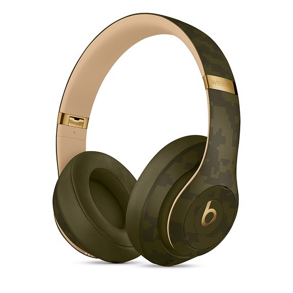Tai nghe chống ồn Beats Studio3 Wireless Camo, Limited Edition