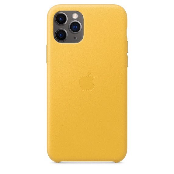Apple Leather Case iPhone 11 Pro Max - Nobox