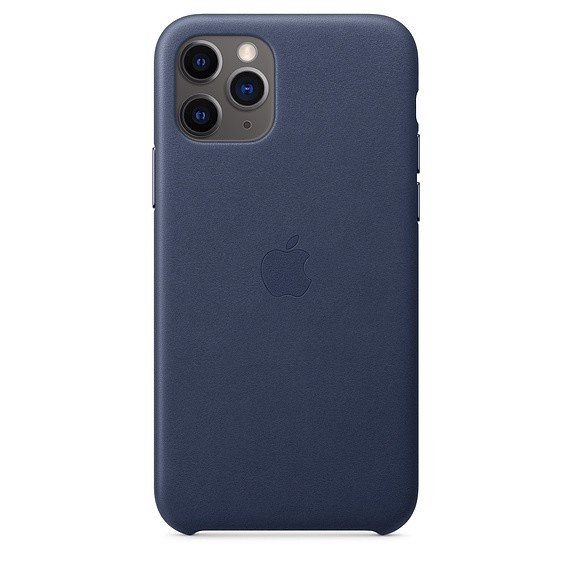 Apple Leather Case iPhone 11 Pro - Nobox