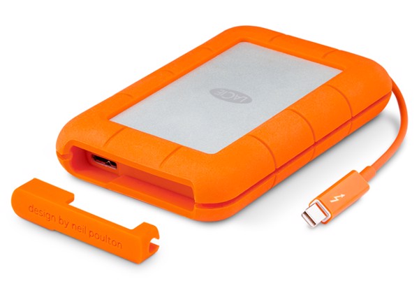 Lacie Rugged Thunderbolt2 & USB 3.0 - 2TB