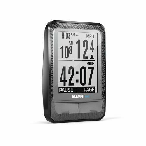 Wahoo ELEMNT MINI Bike Computer with RPM Speed