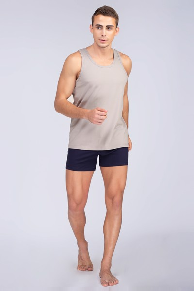 Áo Jockey T-top nam Cotton