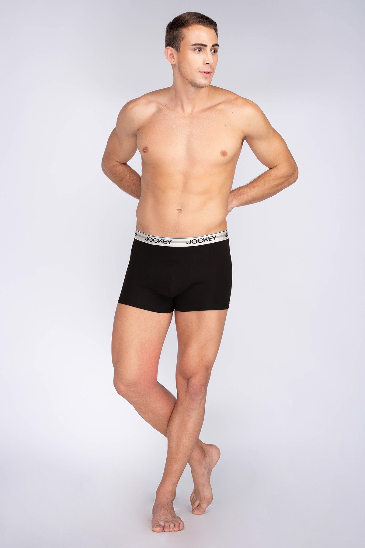 Quần Jockey Trunk nam Cotton