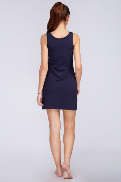 Đầm Jockey Dress nữ Cotton