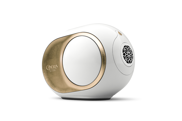 Loa Bluetooth Devialet Phantom Reactor Opéra De Paris