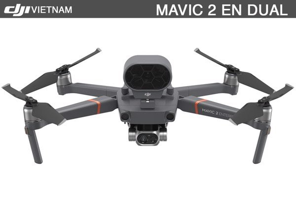 DJI MAVIC 2 ENTERPRISE DUALDRONE CỨU HỘ