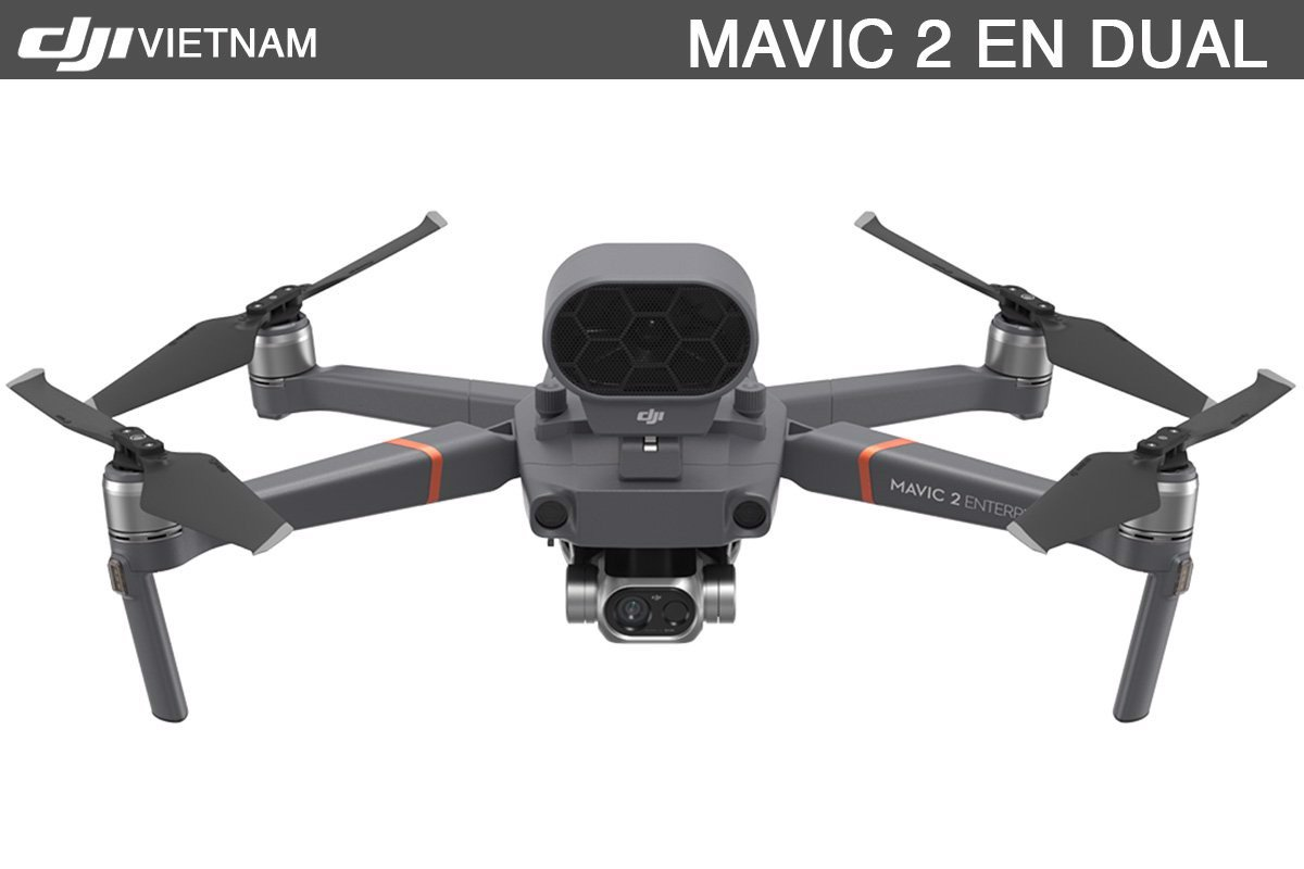 DJI MAVIC 2 ENTERPRISE DUAL 2 CAMERA