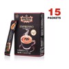 Cà phê King Coffee Espresso Instant Coffee Box 15 Sticks