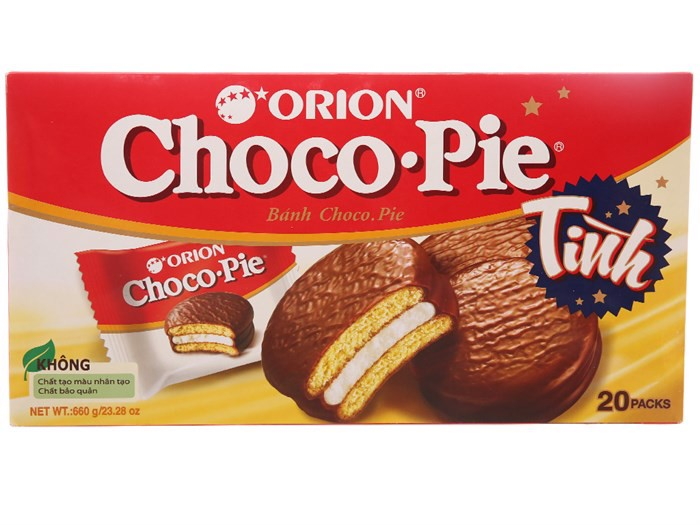 Bánh Orion Chocopie 20P