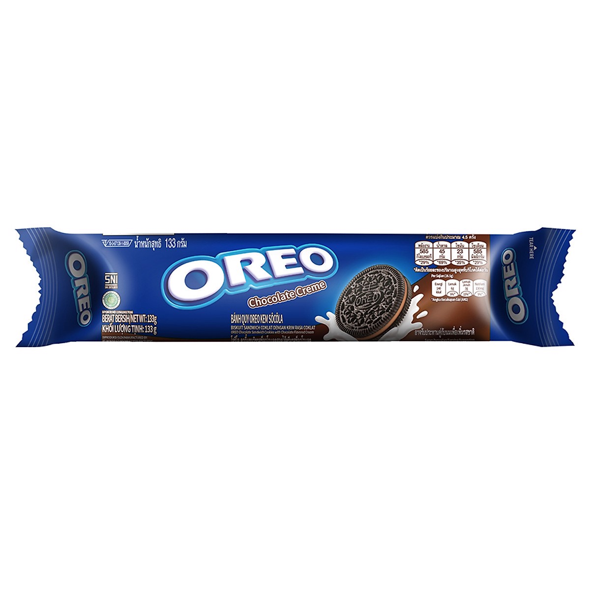 Bánh Oreo Chocolate 24X133gr