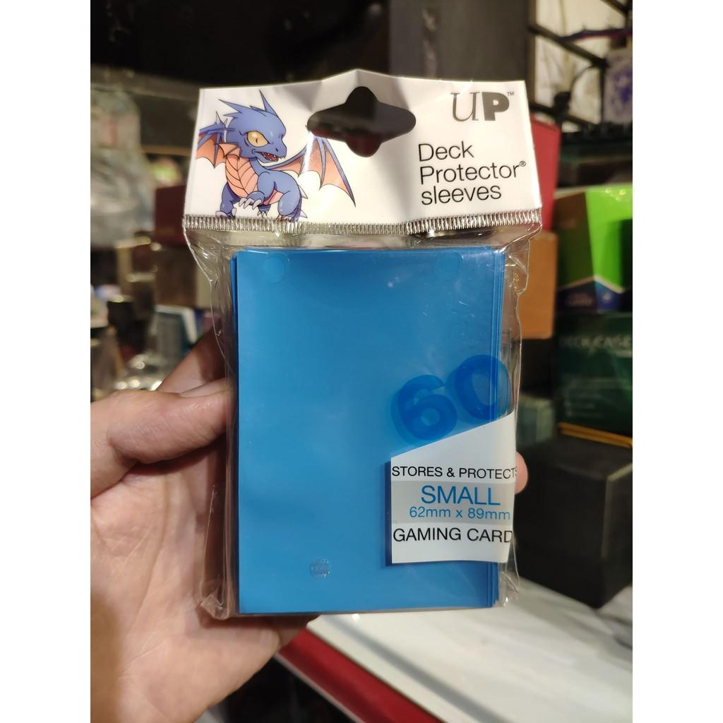 Bọc bài Ultra Pro Regular sleeve dành cho yugioh vanguard - Chính hãng USA - 60 cái - Xanh Biển