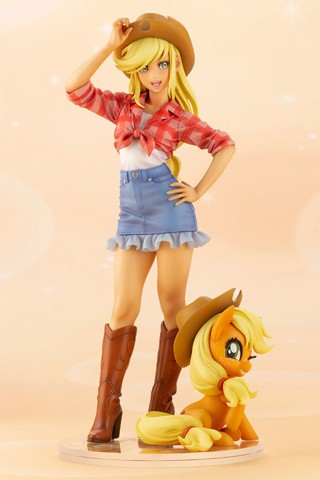 Bishoujo Applejack - MY LITTLE PONY - 1/7 Complete Figure