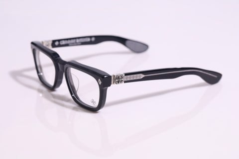Kính CHROME HEARTS   DAFFADLDO  BLACK / SILVER