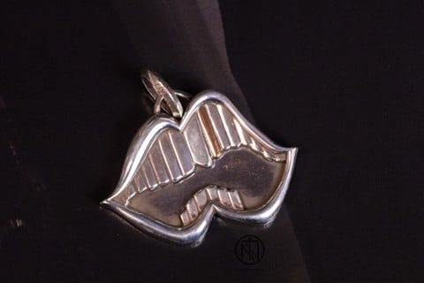 CH Chrome Hearts Mattty Boy Chomper pendant