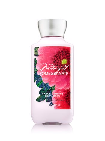 Bath & Body Works Body Lotion Midnight Pomegranate