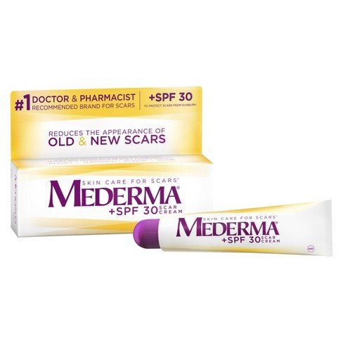 Trị Sẹo Mederma Cream with SPF 30, 20g