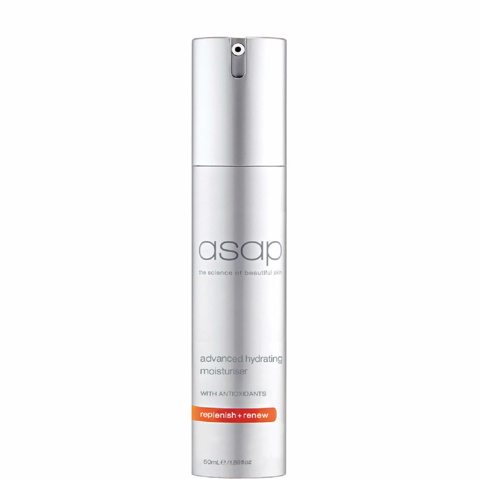 Kem dưỡng ẩm Asap advanced hydrating moisturiser 50ml