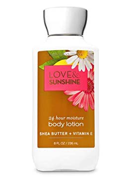 Sữa Dưỡng Thể Bath and Body Works Love and Sunshine Body Lotion
