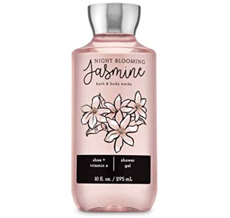 Sữa Tắm Bath and Body Works Night Blooming Jasmine 295ml